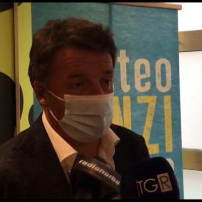 Renzi a Bari per il recovery