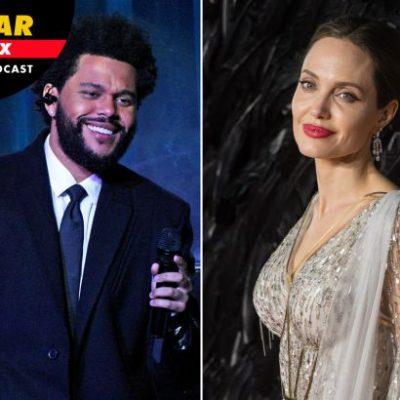 Angelina Jolie e The Weeknd: incontro d'amore o solo affari?