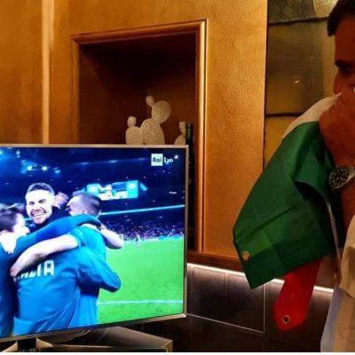 Euro2020, Decaro ed Emiliano festeggiano gli Azzurri sui social