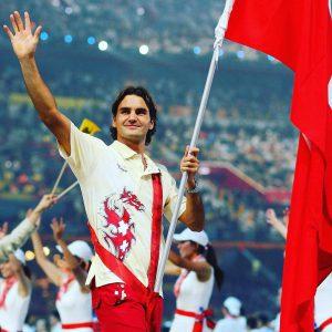Olimpiadi, Federer annuncia il forfait per un problema al ginocchio