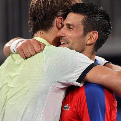 Olimpiadi, Djokovic eliminato in semifinale. Svanisce il sogno del 'Golden Slam'