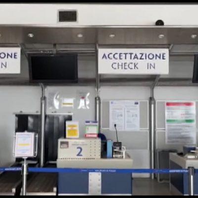 Foggia, riapre dopo 11 anni l'aeroporto Gino Lisa