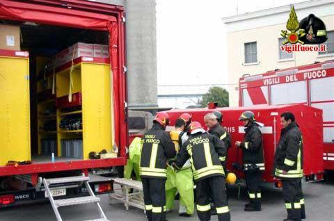 Cade in un pozzo profondo 3 metri, salvato operaio a Bari