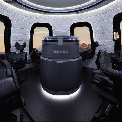 Blue Origin, Jeff Bezos vince la sfida anche nello Spazio