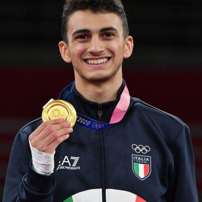 Vito Dell'Aquila torna nella sua Mesagne. Domani alle 19 atterrerà a Brindisi. Calorosa l'accoglienza per il campione olimpico di Taekwondo