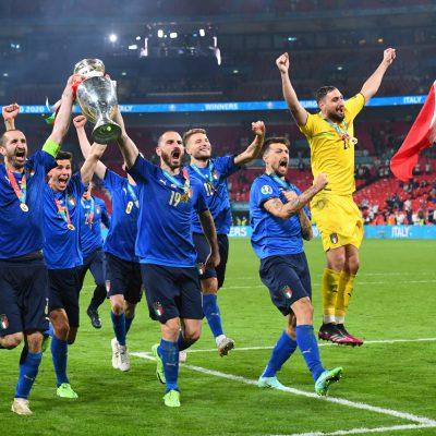 Dream Team europeo, cinque italiani tra i migliori del torneo