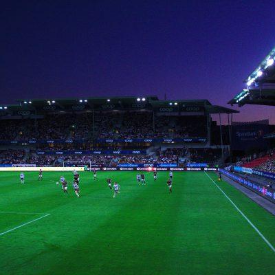 Il mito inglese crolla a Wembley, tempio del calcio