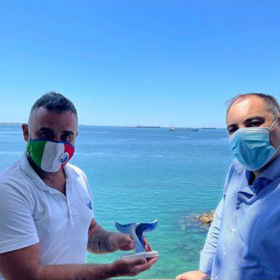 I delfini salvati dai parchi acquatici dismessi saranno ospitati dal Mar Grande dal 2022