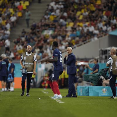La Francia eliminata da Euro2020 per l'astinenza sessuale?