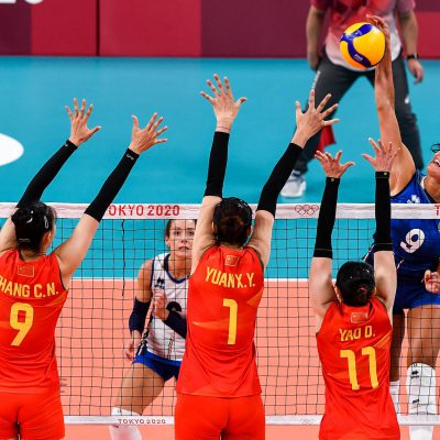 Olimpiadi, Italvolley femminile battuta per 3-0 dalla Cina