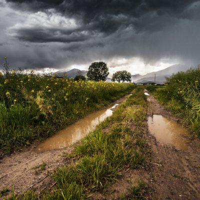 Meteo, sabato piovoso in Puglia. Si prevedono forti piogge e grandinate sulla costa adriatica