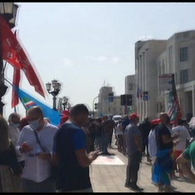 Sanità privata in Puglia, sit-in di protesta per i 25mila lavoratori del settore
