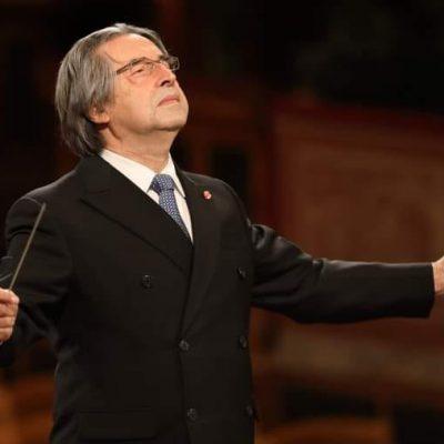 Il maestro Riccardo Muti compie 80 anni