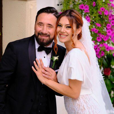 Federico Zampaglione ha sposato a Mottola la sua Giglia - Guarda tutte le foto