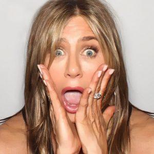 Jennifer Aniston rompe con gli amici no vax