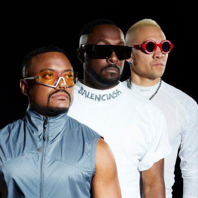 Black Eyed Peas in concerto all'ombra delle piramidi