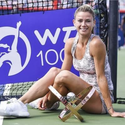 Tennis, continua il momento magico dell'Italia sportiva: Camila Giorgi vince il Master di Montreal