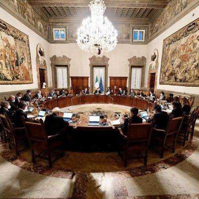Covid, in corso il Consiglio dei Ministri sul Green Pass