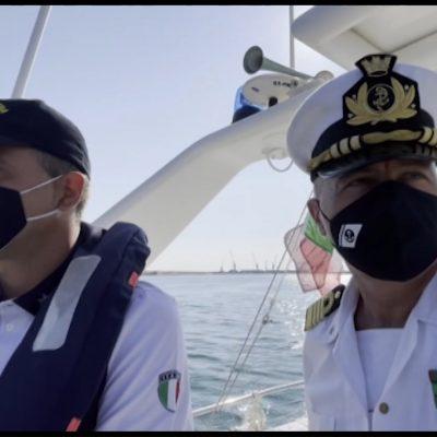 Ferragosto, aumentano i controlli della Guardia Costiera
