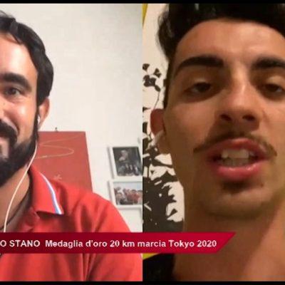 Massimo Stano, un altro oro per la Puglia, l'intervista a Radionorba