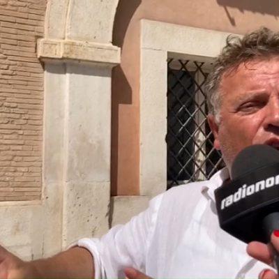 """Il consigliere regionale Tutolo protesta contro il Governo e annuncia: """"Occuperò la statale 16"""""""