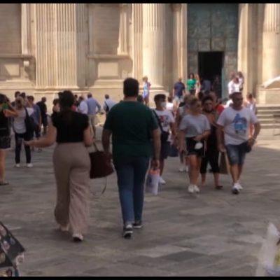 Lecce, i turisti innamorati della Puglia