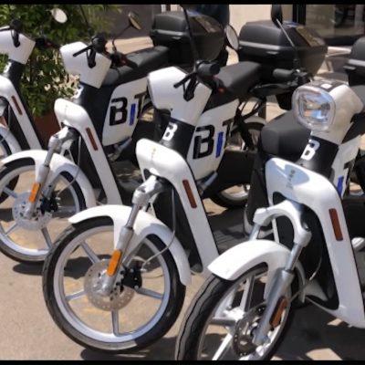 Arriva lo sharing sostenibile con gli scooter