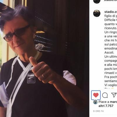 """Gaetano Curreri dopo l'infarto: """" Anche questo grande figlio di putt…. l'abbiamo sconfitto!"""""""