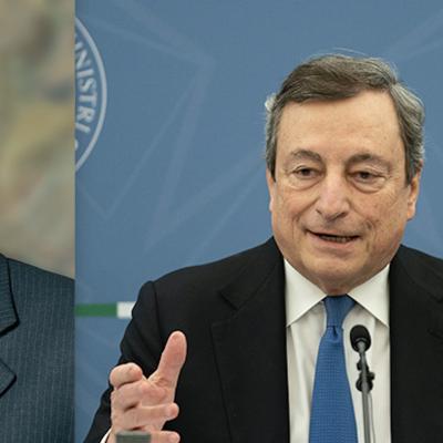 Vacanze in Italia per Mattarella, Draghi e i leader politici