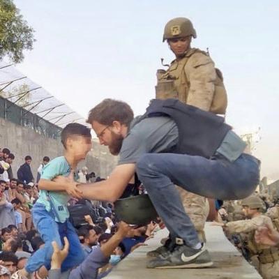 Tommaso Claudi, l'italiano che salva i bambini a Kabul