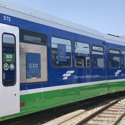 """Disagi sulla linea ferroviaria """"Fal"""" Bari-Matera per il furto di 200 metri di cavi"""
