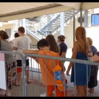 Minori, è corsa ai vaccini in Puglia