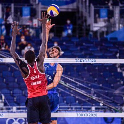 Olimpiadi, l'Italia resta senza squadre. Eliminazioni nel beach volley e nella pallamano maschile