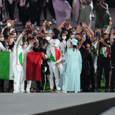 Olimpiadi, cerimonia di chiusura a Tokyo. Il 24 agosto al via le Paralimpiadi