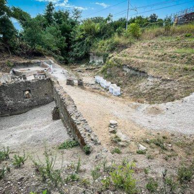 """Pompei, scoperta tomba con corpo semi-mummificato. Franceschini: """"Orgoglio italiano"""""""