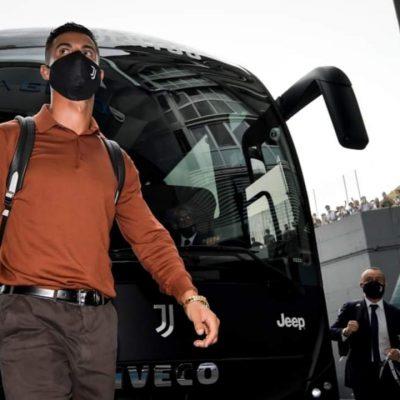 Udinese-Juventus, Cristiano Ronaldo escluso dalla formazione di partenza