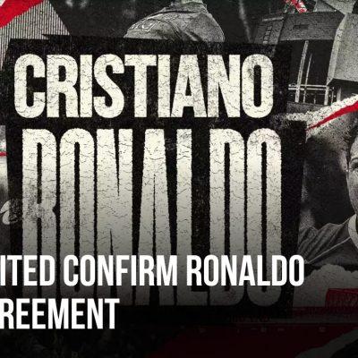 Cristiano Ronaldo-Manchester United, atto secondo. Ora è ufficiale