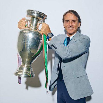 """Italia, via alle qualificazioni mondiali. Mancini: """"Possiamo migliorare"""""""