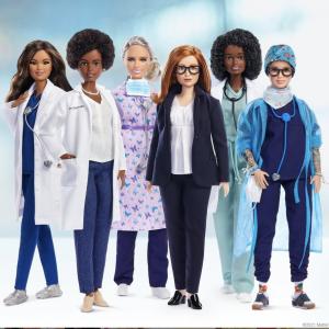 La scienziata del vaccino anti Covid diventa Barbie