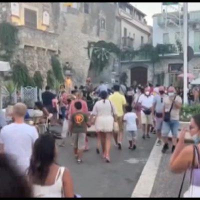 Estate, tanti i turisti giunti sul Gargano
