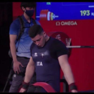 Donato Telesca, orgoglio lucano alle Paralimpiadi di Tokyo