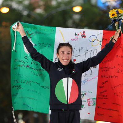 "Olimpiadi Tokyo, Antonella Palmisano a Radio Norba: ""Mi sono fatta un bel regalo di compleanno"""