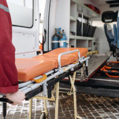 Foggia, morto operaio di 47 anni schiacciato da una lastra di calcestruzzo