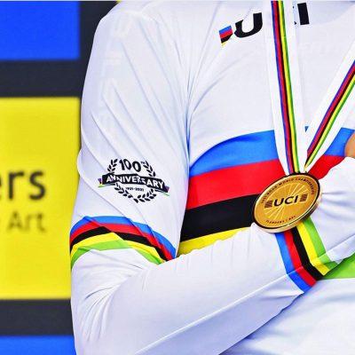 Mondiali di ciclismo, gli Azzurri vincono il bronzo per la staffetta mista nelle Fiandre