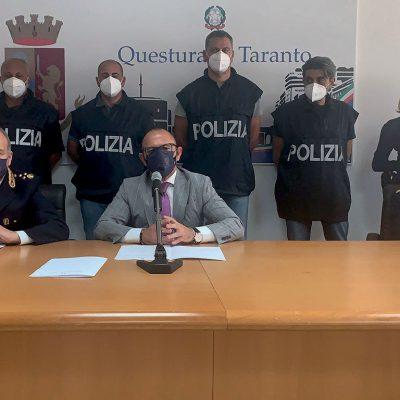 """Arrestato il boss Cosimo Cesario, detto """"Giappone"""". Era latitante dal maggio scorso"""