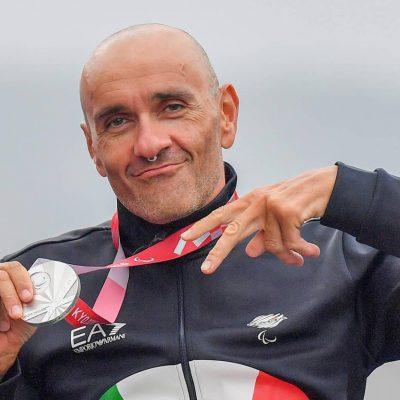 Paralimpiadi, nuovo argento nel ciclismo per Luca Mazzone