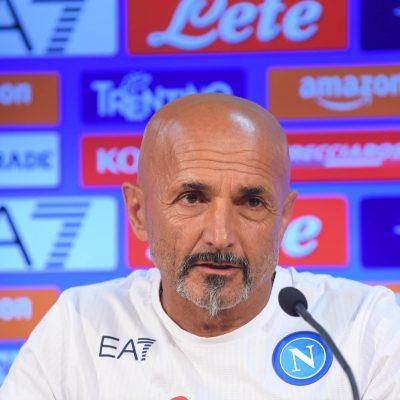 """Napoli – Juve, Spalletti alimenta le polemiche: """"E' come andare a teatro senza gli attori principali"""""""