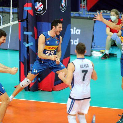 Volley, lunedì la Nazionale maschile e quella femminile saranno ricevute da Mattarella e Draghi