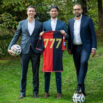Genoa, ora è ufficiale: il fondo americano '777 Partners' acquisterà il 99% del capitale