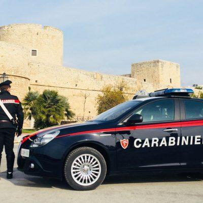 E' un minorenne non imputabile il responsabile delle rapine alle cartolibrerie di Manfredonia. Ha confessato in lacrime